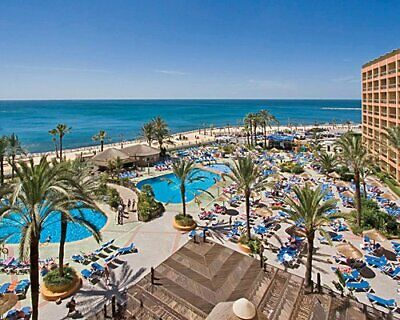 Timeshare Sunset Beach Club, Málaga, Spain, RCI, Week 32, Peak, 1 Bed Sleeps 4