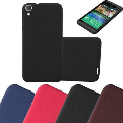 Silicone Case for HTC Desire 820 Shock Proof Cover Mat TPU Bumper