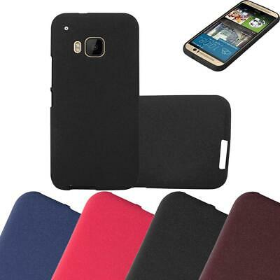 Silicone Case for HTC ONE M9 Shock Proof Cover Mat TPU Bumper