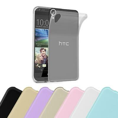 Silicone Case for HTC Desire 820 Shock Proof Cover Ultra Slim TPU Gel