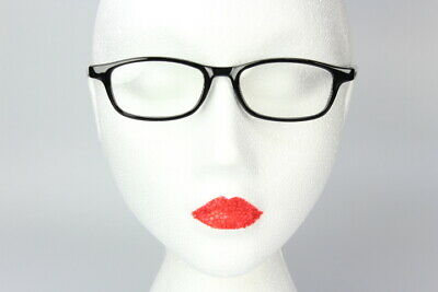 JOB LOT *Deadstock* 6 pairs of Ladies Clear glasses with Black Frames