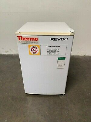 Thermo Revco EXF418A15 -20°C Explosion Proof Under Counter Fridge 115V 5 CUFT
