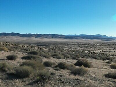 80 Acres Beautiful Nevada Ranch Land! Good Access 2 Lots, Great Views, Cash Sale
