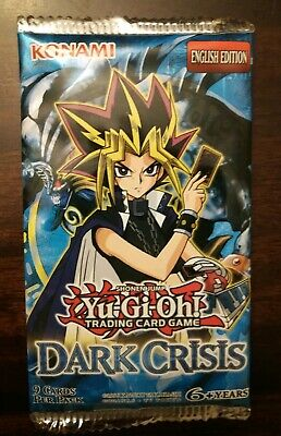 Dark Crisis Booster Pack X1 Factory Sealed! Brand new!
