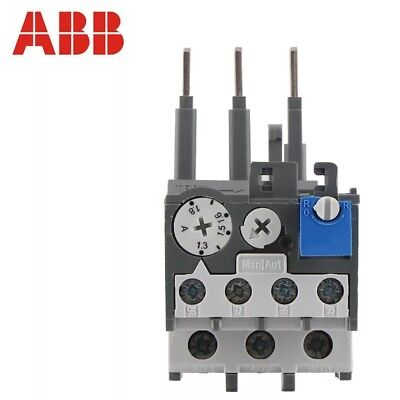 H● ABB TA25DU-0.63 Thermal Overload Relay 0.63A 690V 3 Poles.