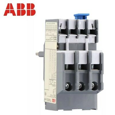 H● ABB TA25DU-1.0 Thermal Overload Relay 1A 690V 3 Poles.
