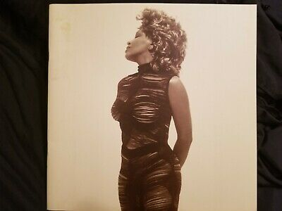 Tina Turner Twenty Four Seven World Tour 2000 program