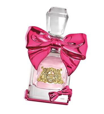 Viva La Juicy BOWDACIOUS Juicy Couture 3.4oz/100 Eau De Parfum Spray NEW NO BOX