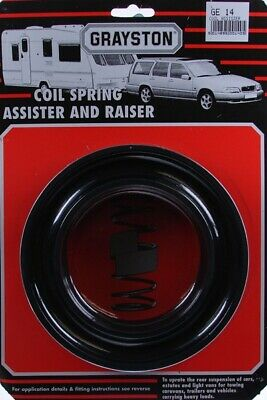 2x Grayston GE14 Coil Spring Assister 26mm-38mm Genuine NEW MULTIBUY SAVER