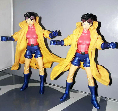 SU-LTC-DAN: RED WIRED Trench Coat for NECA Devil May Cry