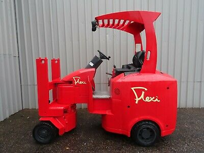 Flexi Hiload.used Articulated Electric Forklift Truck. (#2477))