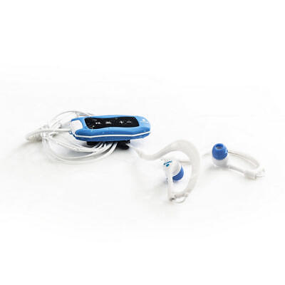 S0403546 141980 Lecteur MP3 NGS Sea Weed Blue 4 GB FM Waterproof