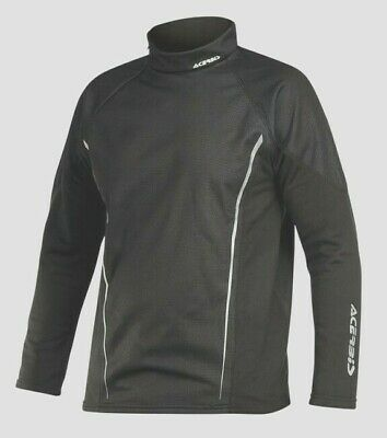 Acerbis DHOWIN Windproof Undershirt Jersey Base Layer Motorcycle Top Undergear