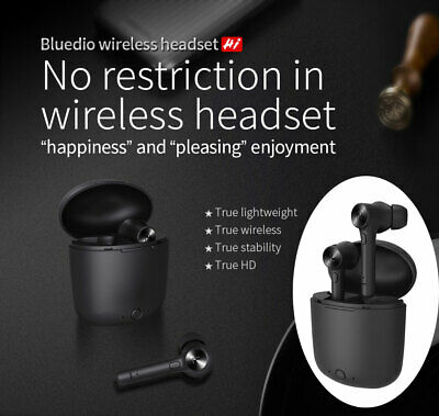 Bluedio Hi wireless bluetooth earphone for phone stereo sport earbuds headset WI