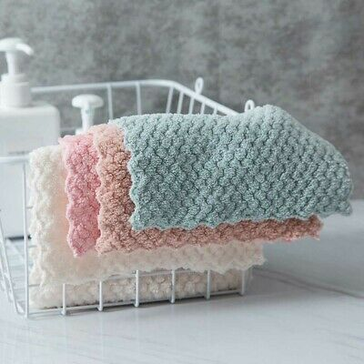 Kitchen Supplies Dishcloth Washing Towel Cleaning Cloth Cleaning Rags