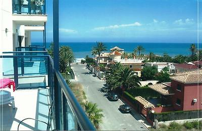 Torrevieja Spain HOLIDAY beach apartment 7person Costa Blanca Alicante WiFi UKTV