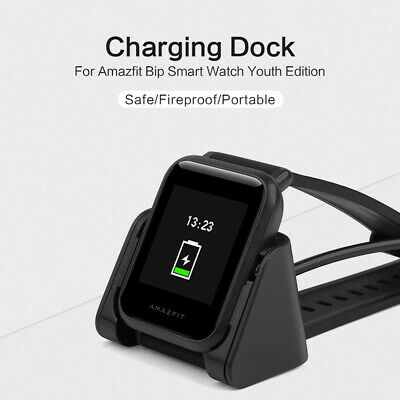 Wristband Smart Watch Charger Charging Dock For Xiaomi Huami Amazfit Bip Youth