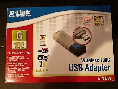 D-LINK DWL-G132 LINUX DRIVERS FOR WINDOWS 7