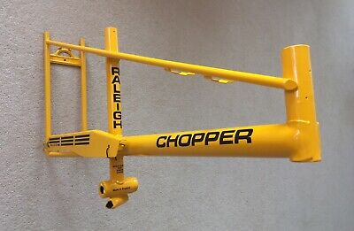 Raleigh Chopper Mk1 Complete Decal Sticker Set With Correctly Sized Fonts 10 50 Picclick Uk