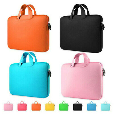 Sleeve Case Shockproof Notebook Cover For Laptop Tablet MacBook Air Pro Retina