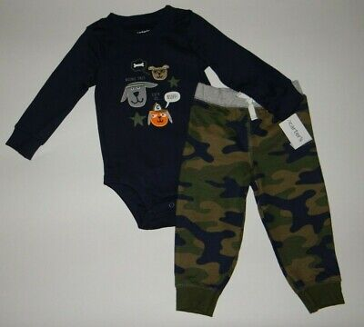 Baby boy clothes, 18 months, Carter's 2 piece set/SEE DETAILS ON SIZE/NEW~