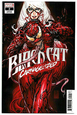 Black Cat #2 Mark Brooks Carnage-Ized Variant Nm