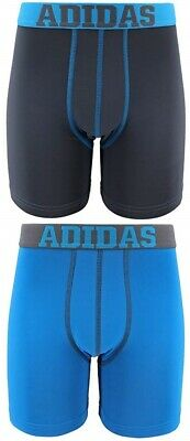 Adidas 159695 Boys' / Youth Performance Climate Boxer Brief Underwear