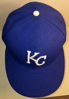 3d134332 KANSAS CITY ROYALS On Field Fitted New Era 59fifty World Series Hat ...