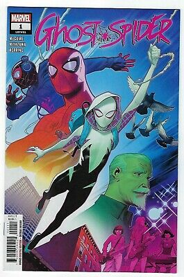 Ghost-Spider # 1 Cover A NM Marvel Pre Sale Ships Aug 21st