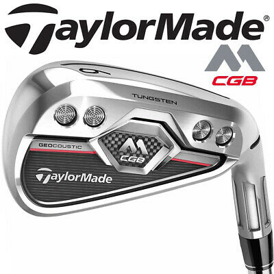Taylormade M Cgb Pw  Kbs Max 85 Regular Steel Shaft Mens Right Hand