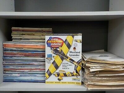 Aviation Modelling Magazines - 94 Magazines Collection! (ID:5468)