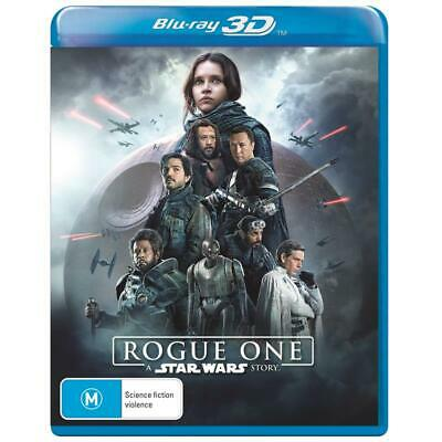 ROGUE ONE - A Star Wars Story : NEW 3D Blu-Ray