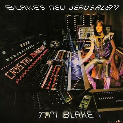 TIM BLAKE Blakes NEW 2017 Jerusalem CD Remastered And Expanded NEW 2017