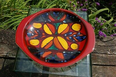 Late 1950s/early 1960s Poole Pottery charger/platter