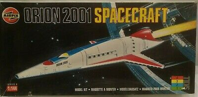 ORION 2001 SPACECRAFT  2001 A SPACE ODYSSEY  1:144  Airfix
