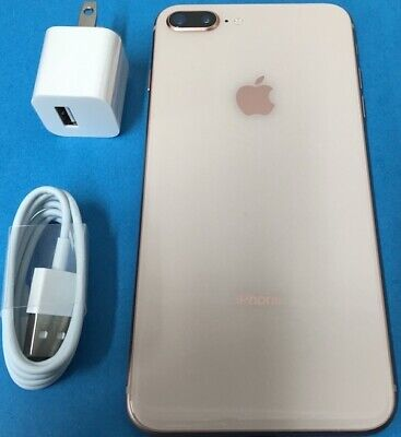 Apple iPhone 8 Plus - 64GB  - Gold - Unlocked - A1897 GSM Unlocked Flawless A+