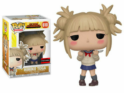 Funko Pop My Hero Academia Himiko Toga AAA Anime with Protector Pre Order MInt