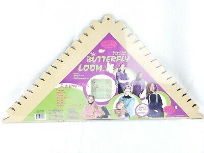 The Butterfly Loom - Large 48 cm / 19 inches Square with CD - Sealed
