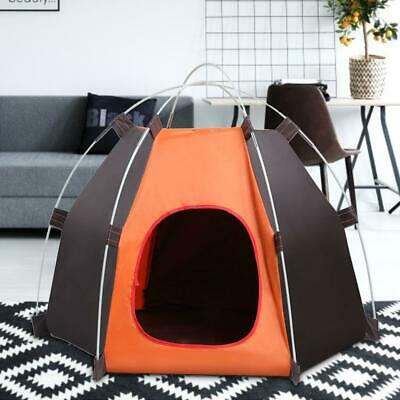 Oxford Cloth Portable Lightweight Dog Pet House Tent Travel Cage Puppy Cat