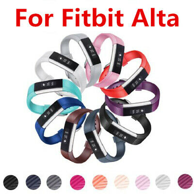 Fitbit Alta & HR Replacement Wrist Watch Straps Small Large Bands Wristbands