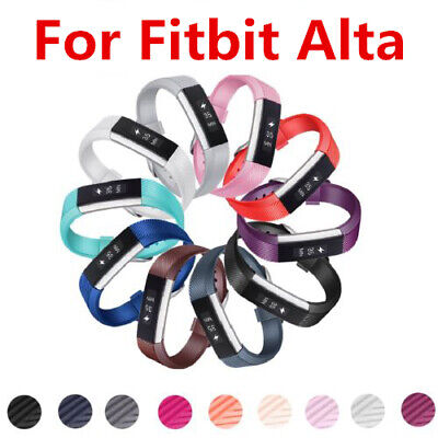 For Fitbit Alta HR Band Secure Strap Wristband Buckle Bracelet Fitness Tracker