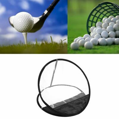 Pop-Up Golf Chipping Net Tainer Foldable Target Net For Accuracy Swing Practice