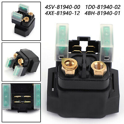 NEW Starter Solenoid Solonoid Relay TO FIT Yamaha Raptor 660 YFZ600R6