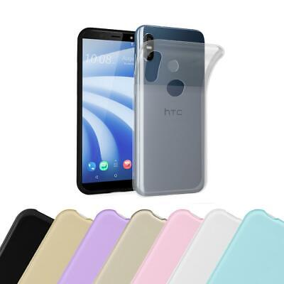 Coque Housse Silicone pour HTC U12 LIFE Protection Case Slim TPU Cover