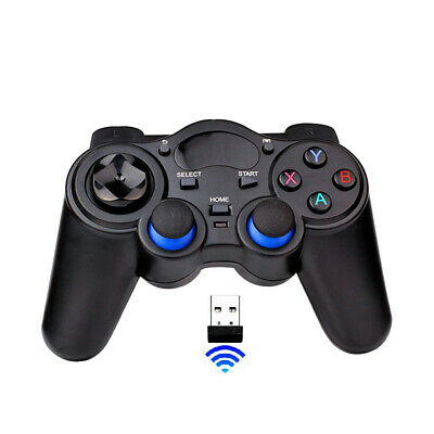 COMPUTER 2.4GHz Wireless Gioco JOYSTICK Tappetino Joystick Per Android Tablet/PC