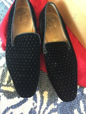 79bbbdcf407 CHRISTIAN LOUBOUTIN 42 Mens Shoes US Size 9 Red Bottoms - $400.00 ...