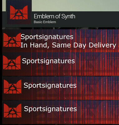 Emblem of Synth Destiny 2 Digital Code Instant Delivery 24/7 PS4 PC XBOX Bungie