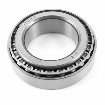 H● 32008 40mm x 62mm x 18mm Single Row Cone Tapered Roller Bearing.