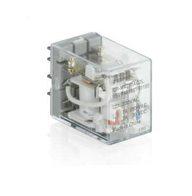 H● ABB CR-MX230AC2L Pluggable interface Relay.