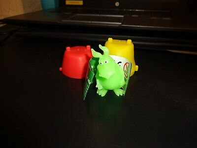 Yowie-Yowies Ranger Series Glow In The Dark Crag With Paper Intact